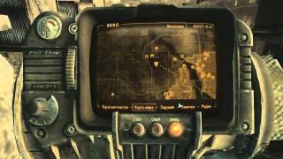 Прохождение Fallout 3 Часть 16-Искусственный человек