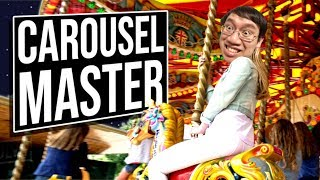 The Carousel Master!