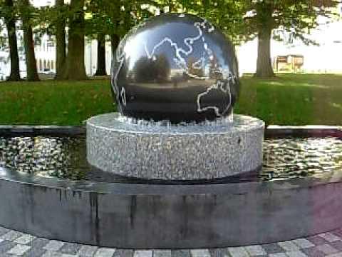 EUCOM J-Mall Globe - Stuttgart, Germany