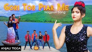 Gori Tor Pyar Me ❤️ New Nagpuri Sadri Dance Video 2020 / Anjali Tigga / Santosh Daswali