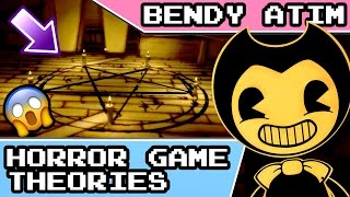 Bendy and the Ink Machine Theories: 3 Dream Theories 😈