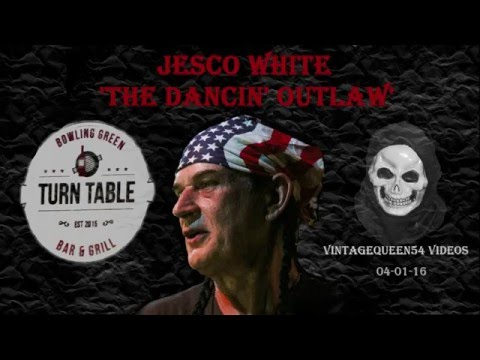JESCO WHITE The Dancing Outlaw (Jessico - Kentucky Headhunters)