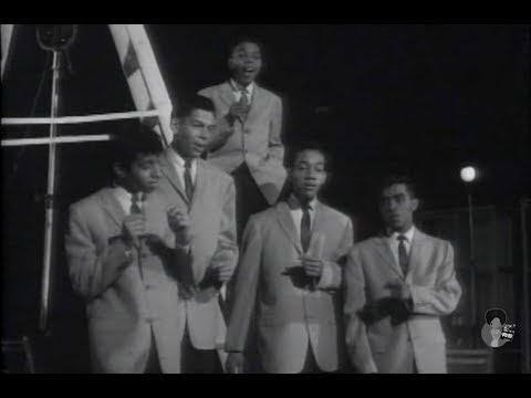 Frankie Lymon & The Teenagers - Love Put Me  Outta My Head