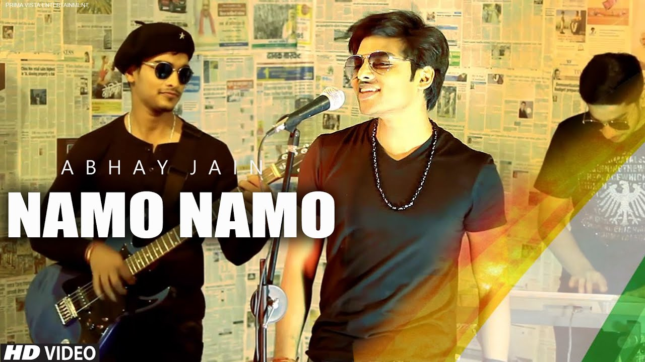 Namo Namo | Modi Song | Abhay Jain Download Video - Covers7