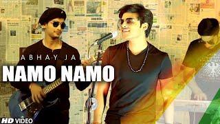 Namo Namo | Abhay Jain | Modi Song