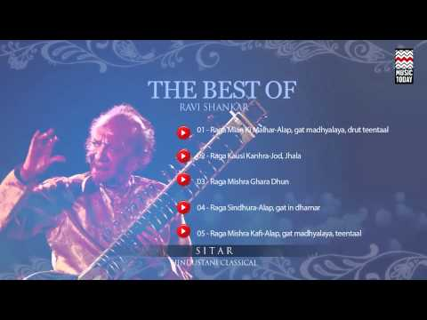 The Best Of Ravi Shankar | Audio Jukebox | Instrumental