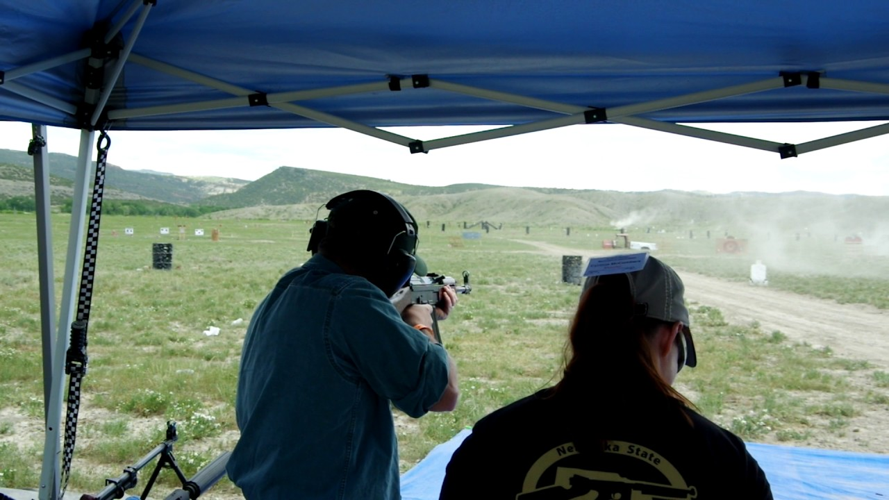 rocky mountain machine gun shoot