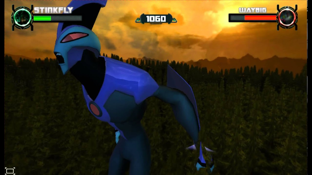 Battle With Waybig Ben 10 Destroy All Aliens Game, …