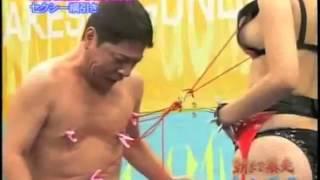 Японское шоу - покажи сиськи