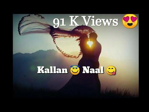 Rab Janda Hai Tu Ki Hai Mere Layi 💖 || Punjabi Love Romentic Song || Kinna Pyaar ❤