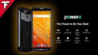 4 WOCHEN AKKULAUFZEIT ⁉️ Ulefone Power 5 unboxing