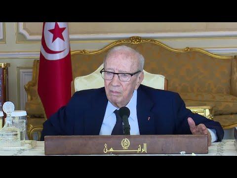 السبسي: مستعد لتسخير صداقاتي في العالم من أجل تونس  - نشر قبل 7 دقيقة