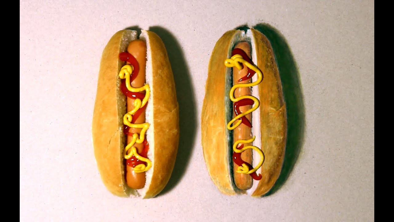How To Make A Fake Hot Dog