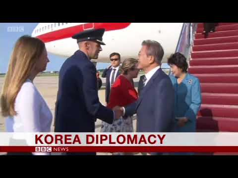 2018 May 22 BBC One minute World News
