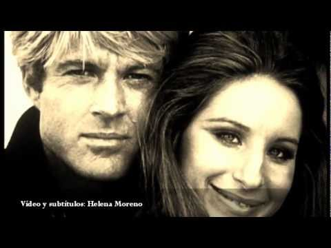 "Barbra Streisand -""The Way We Were""- (Subtitulada en español)"