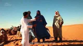 Ahmad Hussain   Ya Taiba Official Arabic Urdu Nasheed Video)