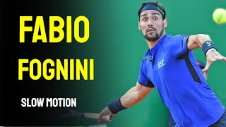 In this video, you'll see fabio fognini a slow motion compilation from the 2014 cincinnati masters 1000.jorge is founder of capestany tennis inc. whic...