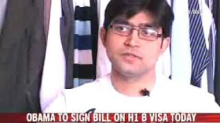 H1-B visa bar disappoints young Indians