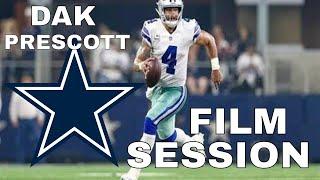 Dallas Cowboys Dak Prescott  | Film Session