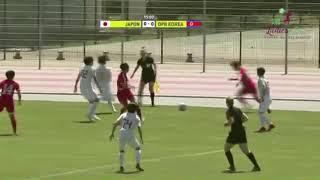 Sud Ladies Cup 2019 : Japon - RDP Corée (0-1)