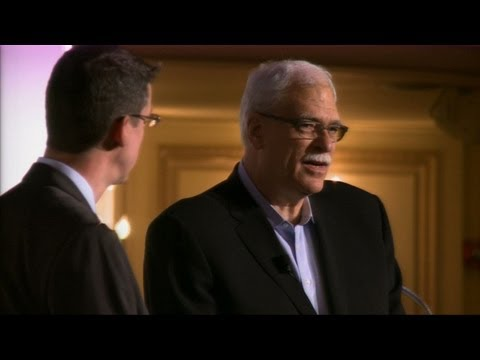 Phil Jackson interviewed by Chicago Tribune