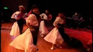 Katty Elisa - Alabanza con Folcklor Musica Cristiana y danza Ecuatoriana en vivo para Cristo