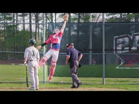 Messalonskee High School Varsity Baseball 050417