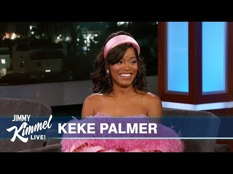 Keke Palmer on Stripping with J-Lo & Cardi B