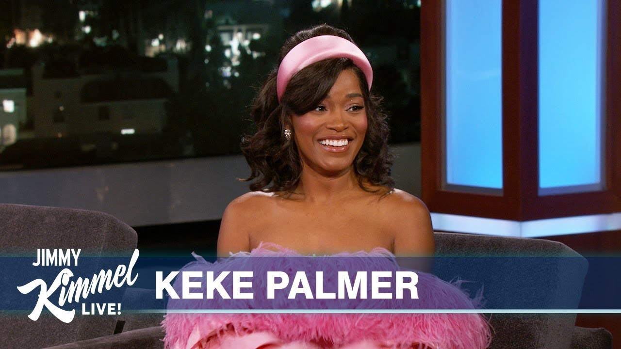 Keke Palmer on Stripping with J-Lo & Cardi B