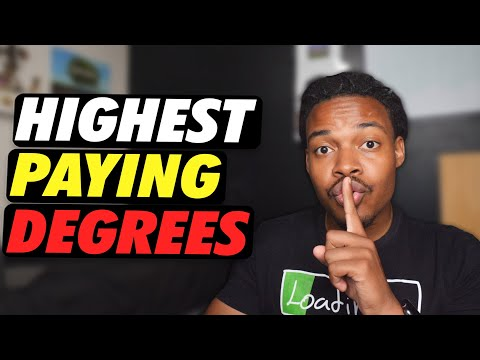 Top 7 Highest Paying Jobs with a Degree | Above 100k
