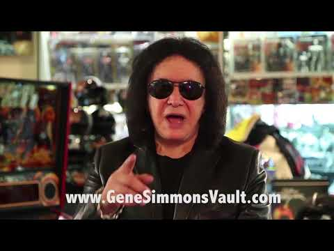 THE GENE SIMMONS VAULT EXPERIENCE