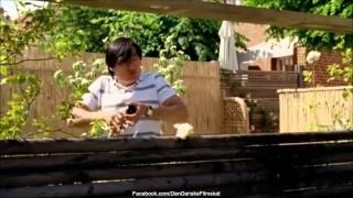 Far til fire på japansk (2010) - Vandkamp