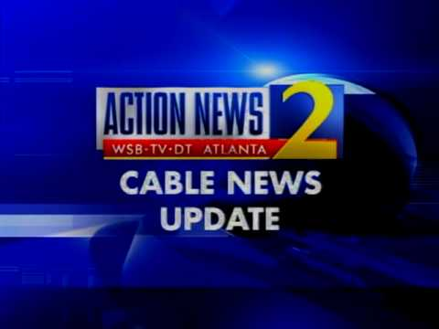 CNN Headline News Cable Update WSB TV