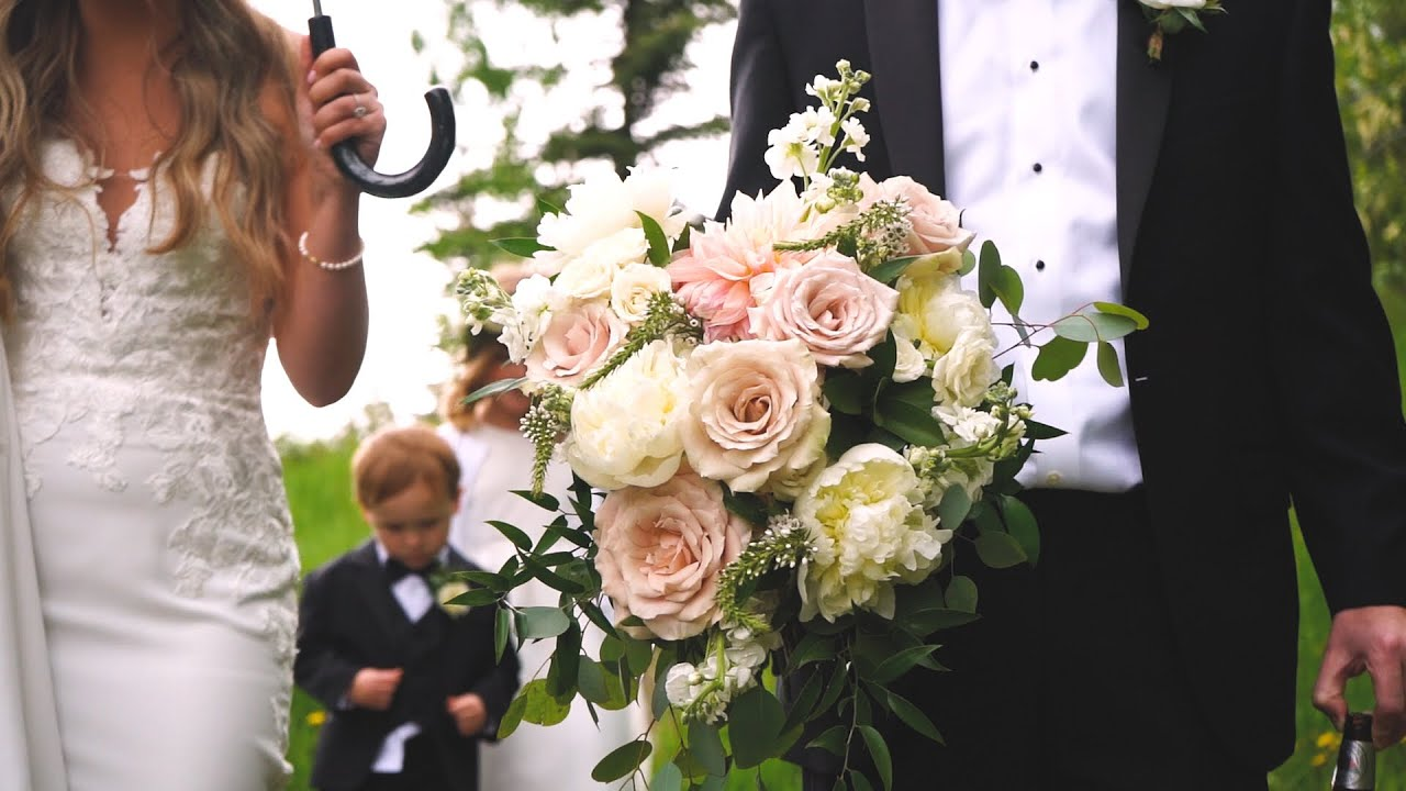 Katie + Max | Colorado Wedding