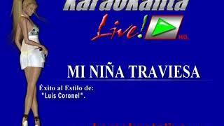 Karaoke - Mi niña traviesa