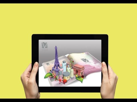 Vergers De France Mobile Augmented Reality