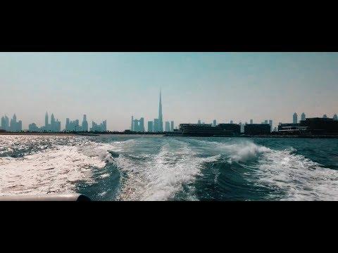 Crazy Dubai Project-The Floating Seahorse, Dubai World Island