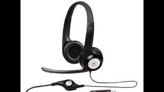 Sound Output | Logitech ClearChat Comfort USB PC Headset