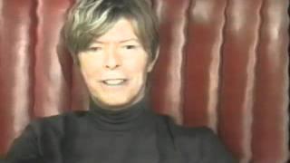 David Bowie 'Heathen' cd interview