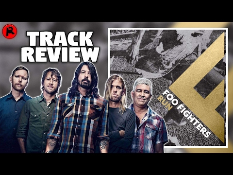 FOO FIGHTERS - RUN | Track Review