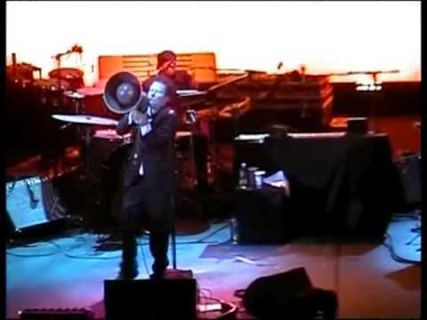 Tom Waits Live In London 23 11 2004
