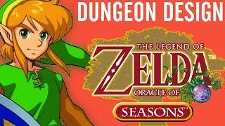 Dungeon Analyse - Zelda - Oracle of Seasons - Heroenhöhle