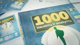 Lietuvos tūkstantmečio vaikai – TV žaidimas persikelia į jūsų namus!