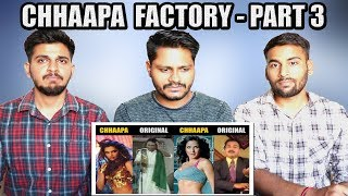 Indian Reaction On BOLLYWOOD World's Biggest CHHAAPA Factory - PART 3 | Krishna Views