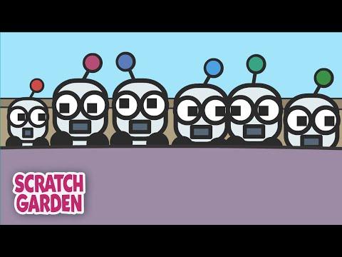 Ten in The Bed | Scratch Garden