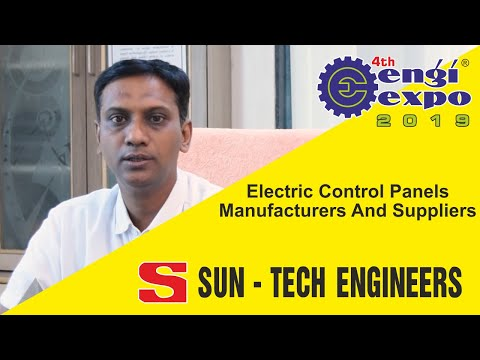 Electrical Control Panels – Manufacturers and Suppliers – Vadodara, India