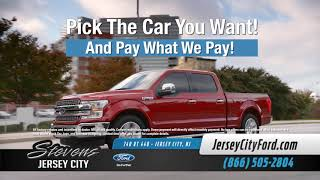 Stevens Jersey City Ford - You Pay What We Pay!