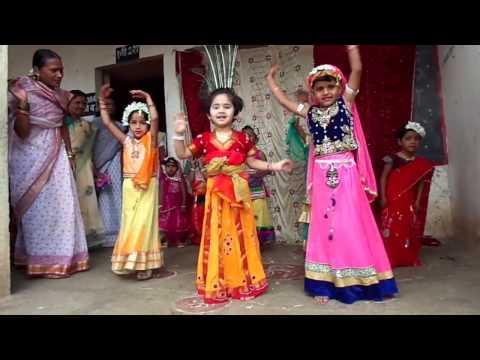 Nach re Mora Ambyachya vanat kids song