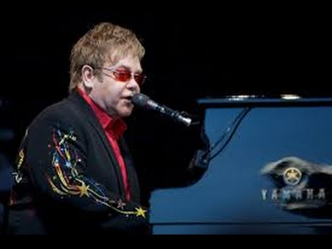 Elton John in intensive care hospital battle after contracting