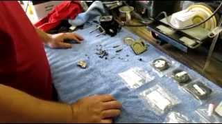 carb rebuild mikuni super sbn instructional video polaris sl slx slt 650 750 780
